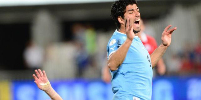Onderzoek naar vuistslag Suarez