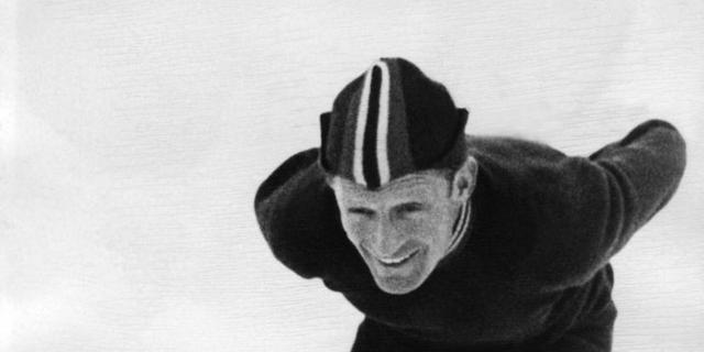 Noorse schaatslegende Andersen overleden