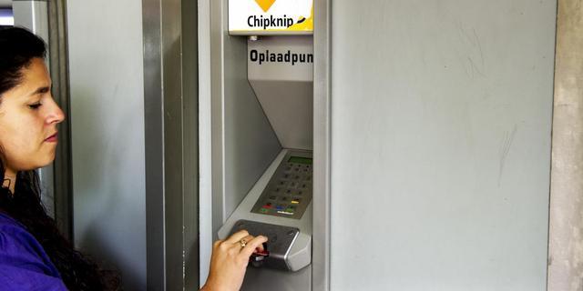 Betalen met chipknip vanaf 2015 niet meer mogelijk