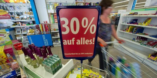 Duitse winkelverkopen onverwacht gestegen