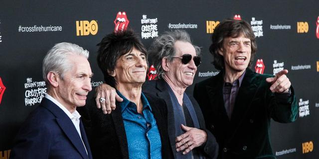 Festival Glastonbury bevestigt komst The Rolling Stones