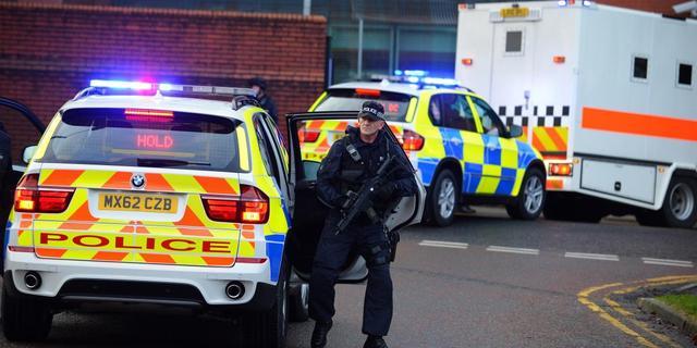 Britse agent cel in voor lekken naar krant