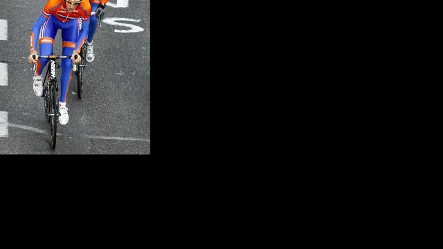 Lammerts bezorgd over rendement Nederlandse renners