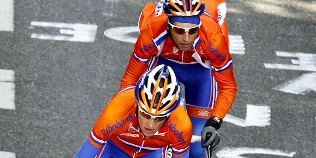 'Oranje-renners geven niet thuis'