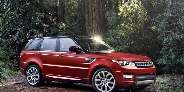 Prijzen Range Rover Sport bekend