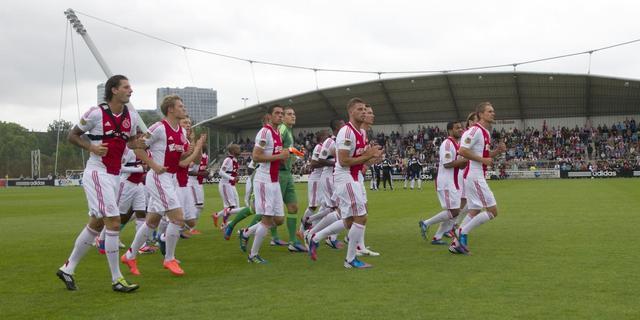 Ajax heeft meest vruchtbare jeugdopleiding van Europa