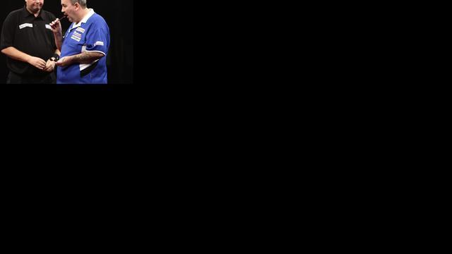 Van Barneveld verliest van rivaal Taylor