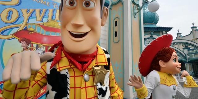 Pixar exposeert filmkunst op Amsterdam EXPO