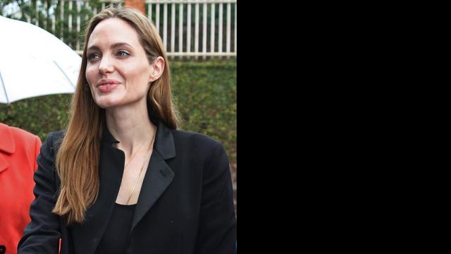 Angelina Jolie niet stiekem getrouwd