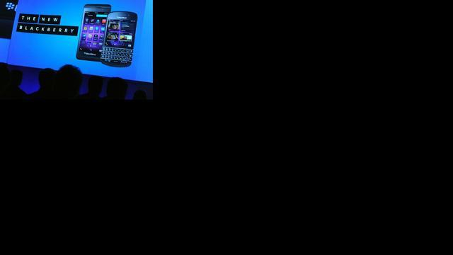 Blackberry verliest drie miljoen gebruikers in drie maanden