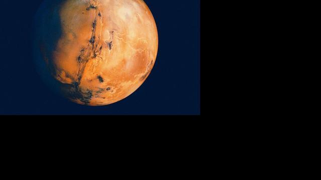 Reizen naar Mars vergroot kans op kanker