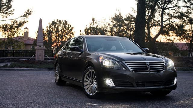 Hyundai Equus krijgt facelift