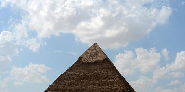 Grafrovers ontdekken Egyptische tempel
