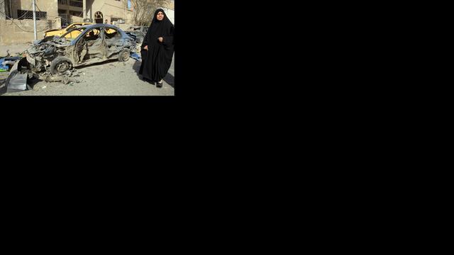 Tientallen doden door reeks explosies Bagdad