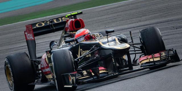 'Geld is de sleutel in Formule 1'
