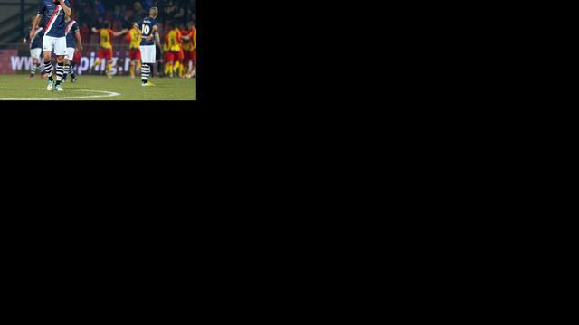 Koploper Sparta verliest, Helmond Sport profiteert
