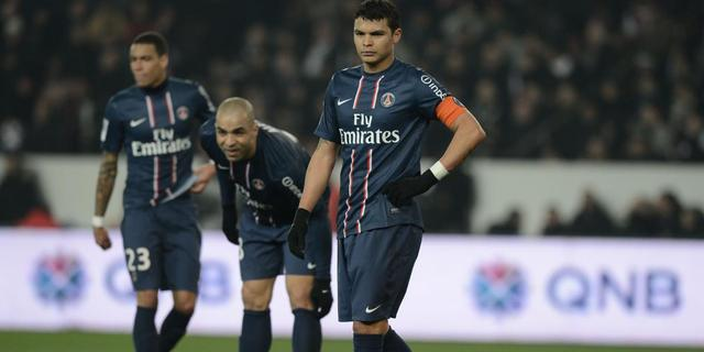 Van der Wiel zegeviert in slotfase met Paris Saint-Germain