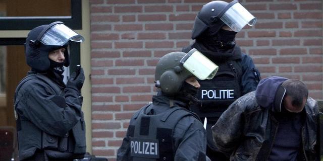 Gijzeling in Duitse gevangenis loopt goed af