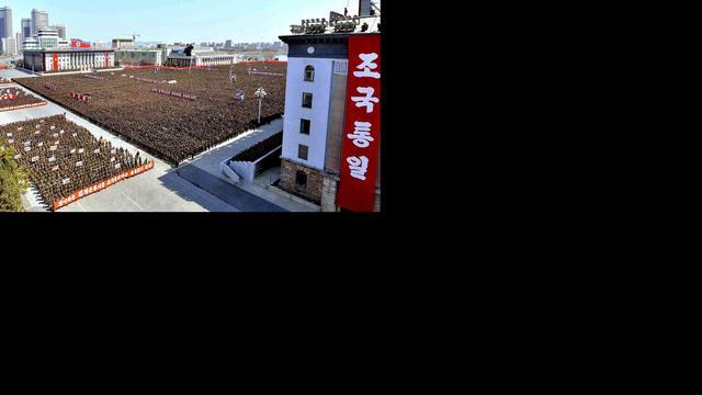Chronologie Noord-Korea