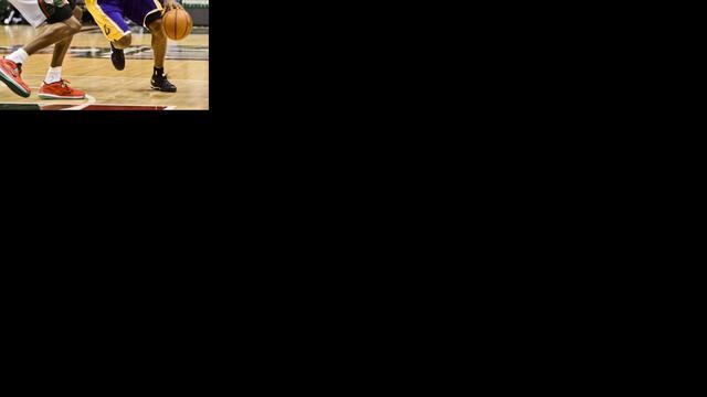Bryant bereikt mijlpaal in NBA bij zege LA Lakers