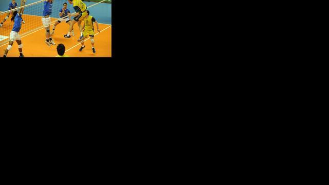 Volleyballers Landstede landskampioen
