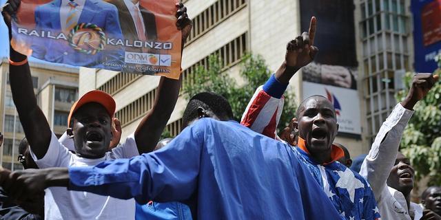Uitslag verkiezingen Kenia geldig verklaard