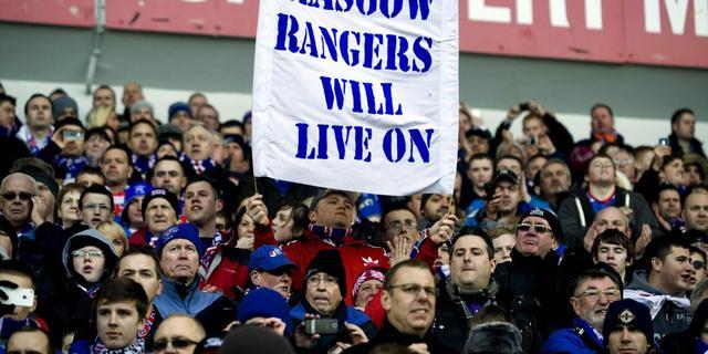 Rangers pakt titel in Schotse derde divisie