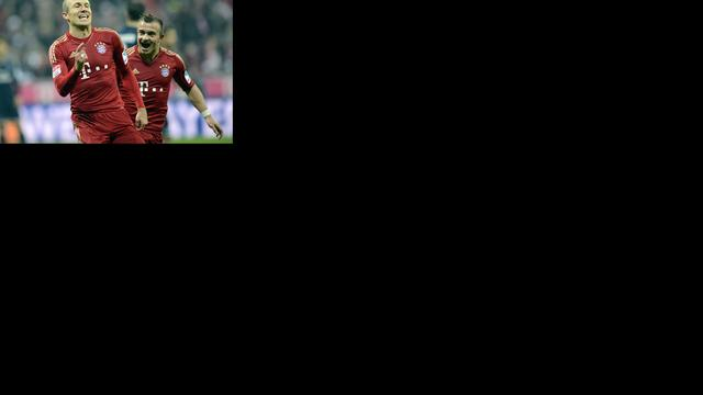 Bayern verpulvert HSV met 9-2