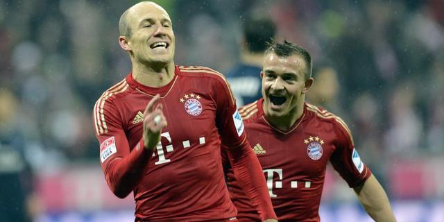Bayern München verplettert Hamburger SV met 9-2