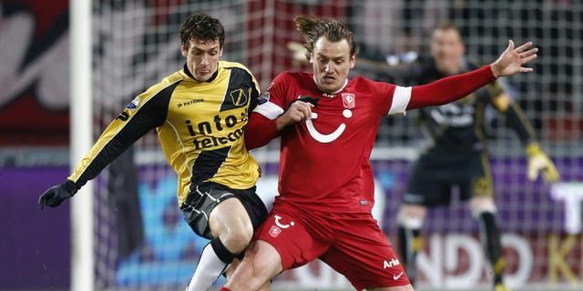Twente ontsnapt aan nederlaag, Utrecht naast Tukkers