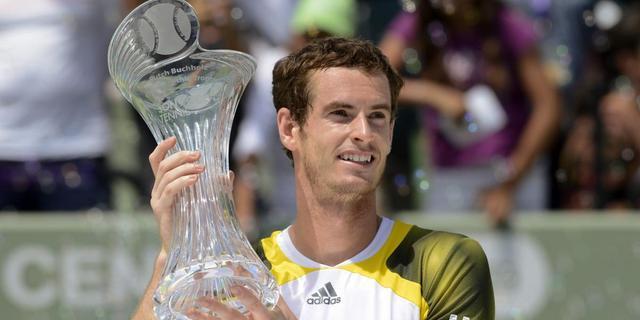 Ferrer laat Murray ontsnappen in finale Miami