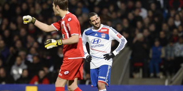 Malaise bij Olympique Lyon houdt aan