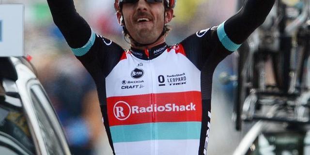 Triomf Cancellara in Ronde van Vlaanderen