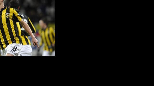 Akkoord Chelsea en Vitesse over Van Ginkel