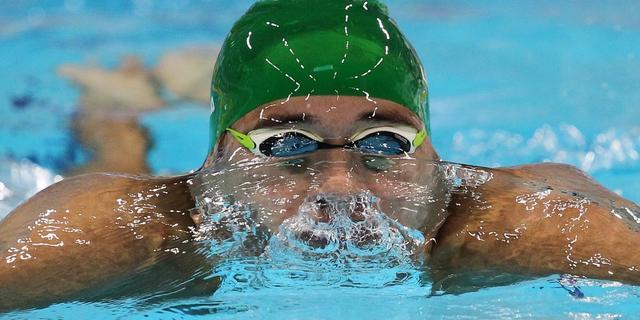 Zwemmers Zuid-Afrika betalen WK-trip zelf