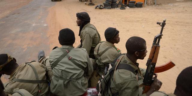 Militanten vallen Timboektoe aan