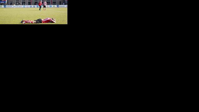 Sparta verliest koppositie Jupiler League op 125e verjaardag
