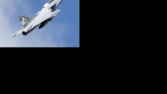 Saab bereid tot boete bij vertraging JSF-concurrent