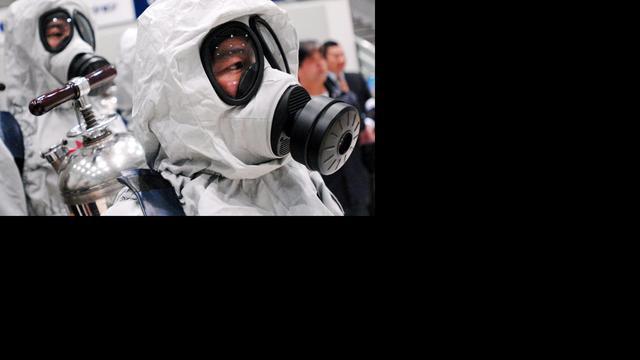 Achtergrond: Wat zijn chemische wapens?