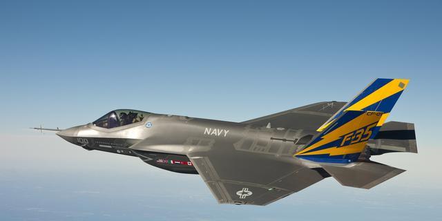 Orderboek Lockheed Martin naar recordniveau