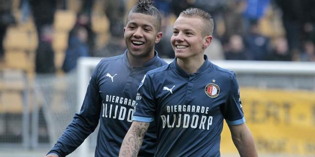 Clasie verlengt contract bij Feyenoord