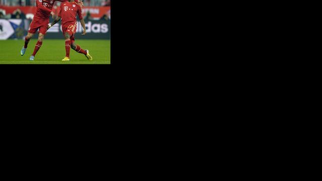 Bayern verschaft zich prima uitgangspositie tegen Juventus