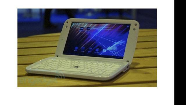 Ergo introduceert kruising tussen Android-tablet en netbook