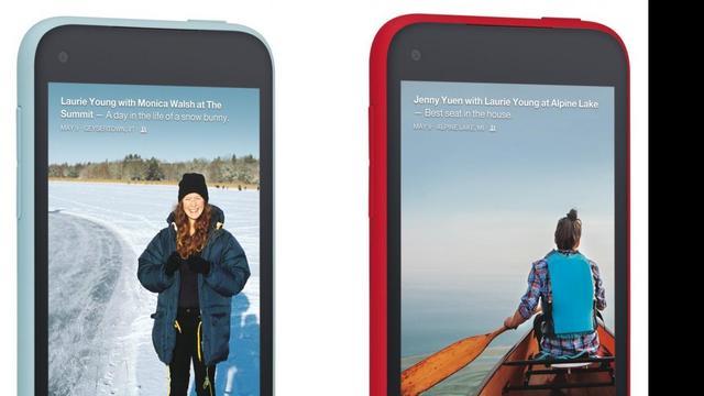 HTC komt met eerste 'Facebooktelefoon' First