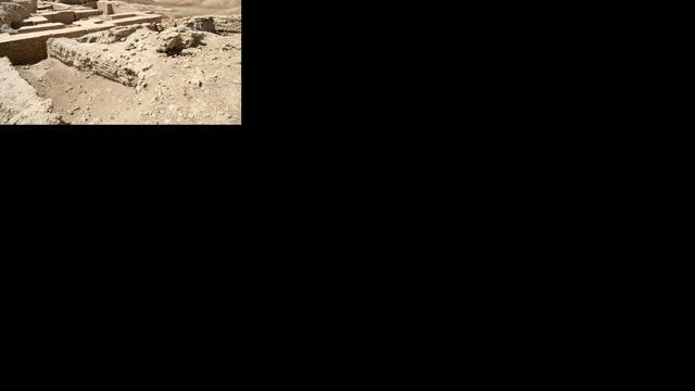 Eeuwenoud complex opgegraven in Bijbelse stad Ur