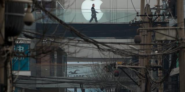 'Apple zit toezichthouder prijsafspraken dwars'