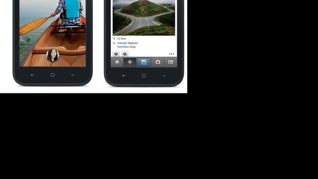 Facebook lanceert eigen Android-aanpassing Home