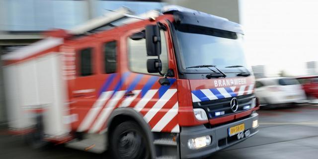 Brand bij metaalfabriek in Reuver