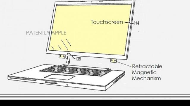 Apple vraagt patent aan op hybride laptop
