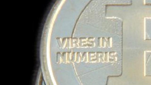Virtuele munt Bitcoin maakt vrije val